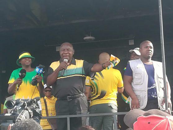 No schism between Mabuza and me over Eskom – Ramaphosa