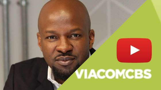Changes afoot at Viacom as Alex Okosi joins YouTube