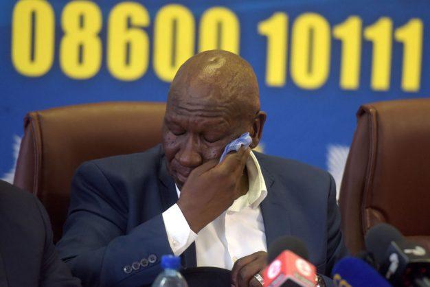 Cele accused of breaking lockdown rules by visiting Nzimande's KZN home
