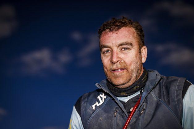 The Cool Down Lap: Stuart Gregory