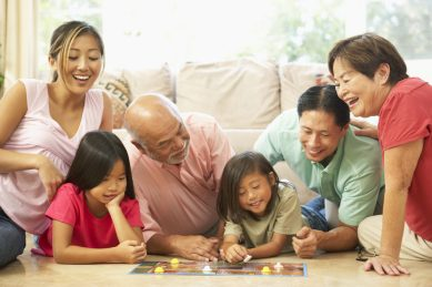 Fun board games to play with your kids