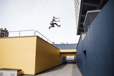 A Better You: Discover the thrill of parkour