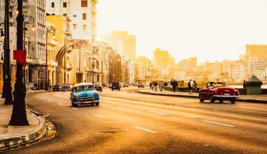 US sharply reduces flights to Cuba