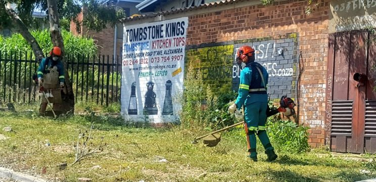 Geoff Makhubo to launch Kleena Joburg clean-up campaign