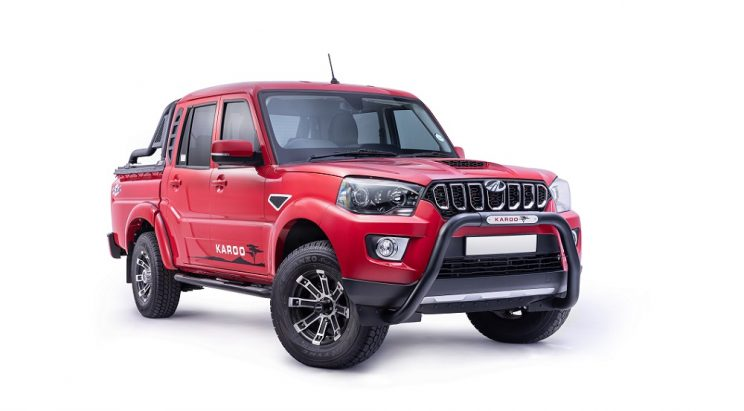 World first Mahindra Pik-Up automatic priced