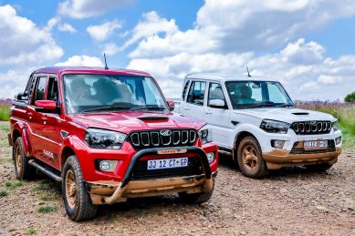 Automatic gearbox uplifts Mahindra Pik-Up's appeal