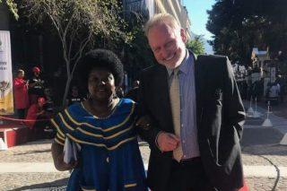 DA MP Mackenzie admitted to hospital following shooting