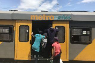 Metrorail train capacity increased to 52% for Pretoria line