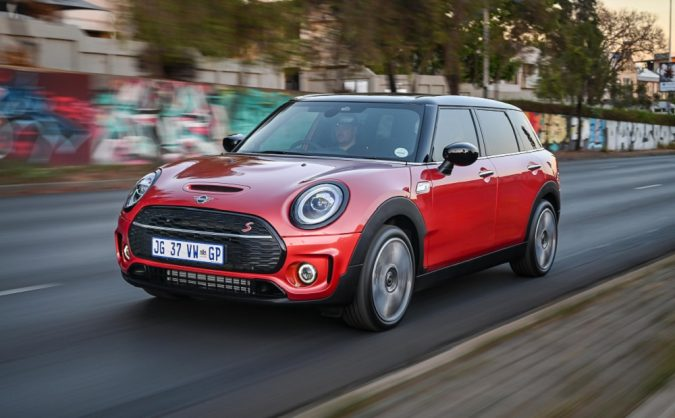 Mini Cooper S Clubman a fast and (somewhat) practical statement