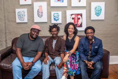Four artists at the forefront at the AVA Gallery