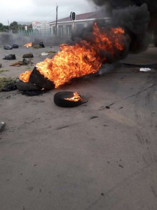 WATCH: QwaQwa hospital severely affected by chaotic protest for water