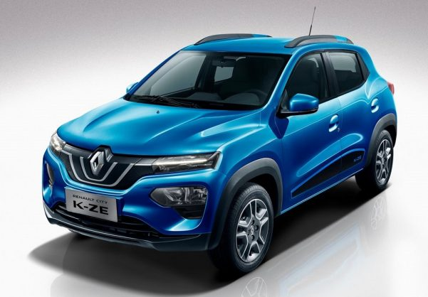 Renault City K-ZE will become all-electric Kwid at Delhi Auto Expo