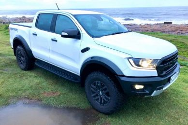 Real-deal Ford Ranger Raptor has the claws to grip