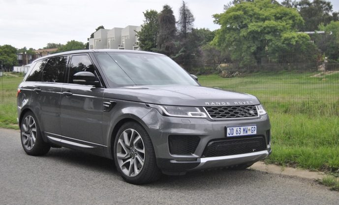 Green hearted Range Rover Sport skips a compromised beat