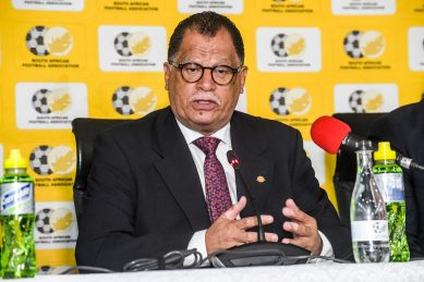 THE COSAFA SHOW: Jordaan urges former players to get their qualifications