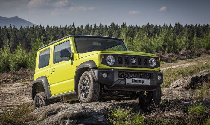 Suzuki Jimny facing new European emissions regulations axe