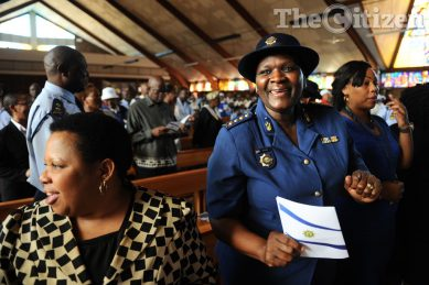 Riah Phiyega 'requested probe into KZN SAPS commissioner to be stopped'
