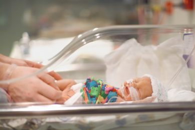 An open letter to a new NICU mom
