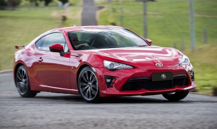 New name for next Toyota GT86 as turbo-power looms closer