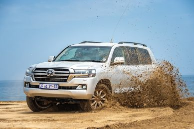 Flagship Toyota Land Cruiser 200 gets tech and sound upgrade
