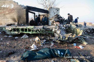 Ukraine jet crashes in Iran, killing at least 170 – media