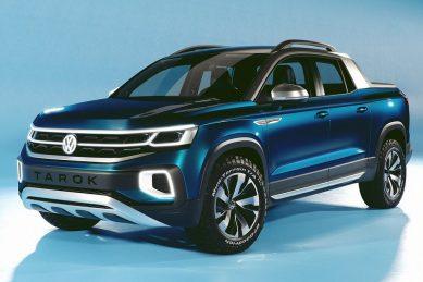 Concept Volkswagen Tarok scheduled for November reveal as trademark images leak