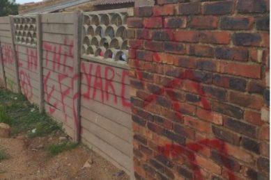 Please save us from school vandal EFF member, pleads Tembisa school