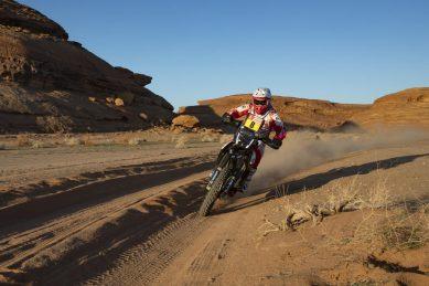 WATCH: Dakar stage seven highlights