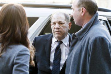 Harvey Weinstein a 'seasoned predator and rapist' – prosecution