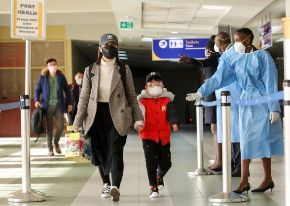 Some African countries refusing entry to own citizens coming from China – Africa CDC