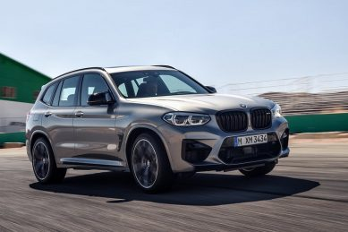 BMW X3 M Competition makes for potent aftershock