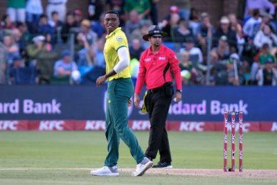 Ngidi calls for use of no-ball technology