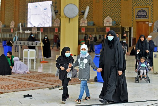 Iran daily Covid-19 infections exceed 9,000