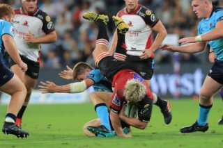 Sprighly Waratahs comfortably see off lacklustre Lions - Citizen