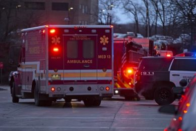 Five killed at brewery in another US mass shooting