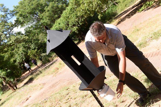 PICS: SANParks in bid to stump destructive borer beetle