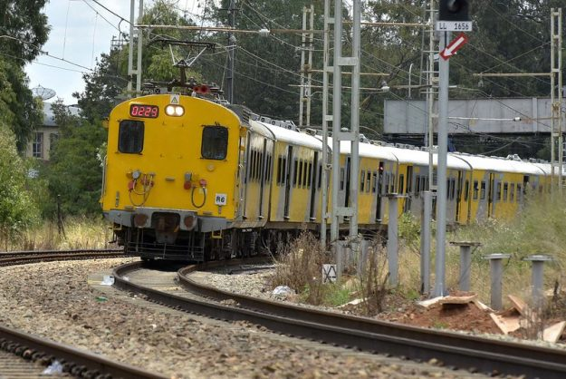 Man killed after being hit by train in Cape Town, suicide suspected