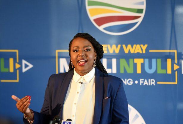 Mbali Ntuli slams DA leaders, 'cult-like' culture and fear