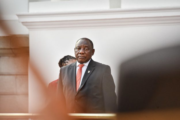 Government cannot fix SA's economy on its own, Ramaphosa admits