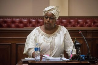 Dudu Myeni defends herself and considers appealing delinquent director judgment - The Citizen