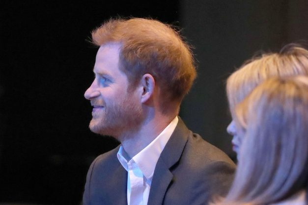 'Call me Harry': Prince Harry shrugs off royal title