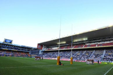 It's bye bye to Newlands as Springboks tackle All Blacks in Nelspruit