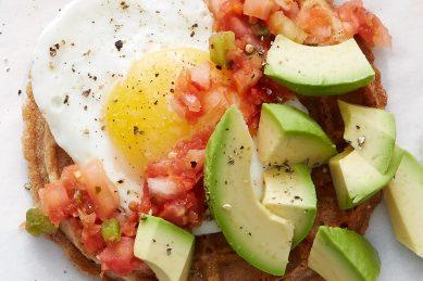 Recipe: Southwestern waffle