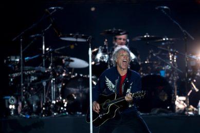 Bayern players big game drinking prep wows US rock star Jovi