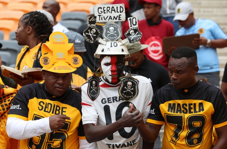 GALLERY: Soweto derby in pics