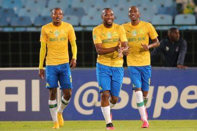 Sundowns win Tshwane derby to advance to Cup last-16