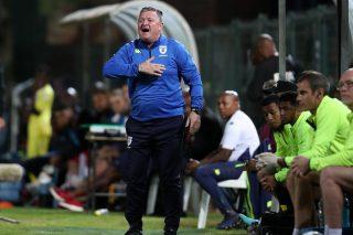 Gavin Hunt – I won't watch the Soweto derby - Citizen