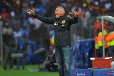 Middendorp rues luck as Kaizer Chiefs bow out