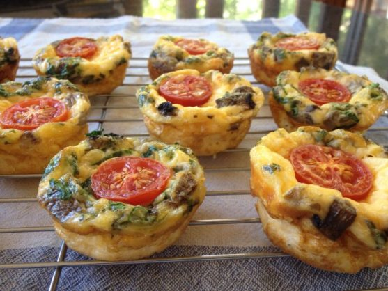 LUNCHBOX IDEA: Try these versatile egg muffins for your lunch boxes