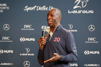 SA needs to be realistic about Wayde's Olympic chances, says legend Johnson